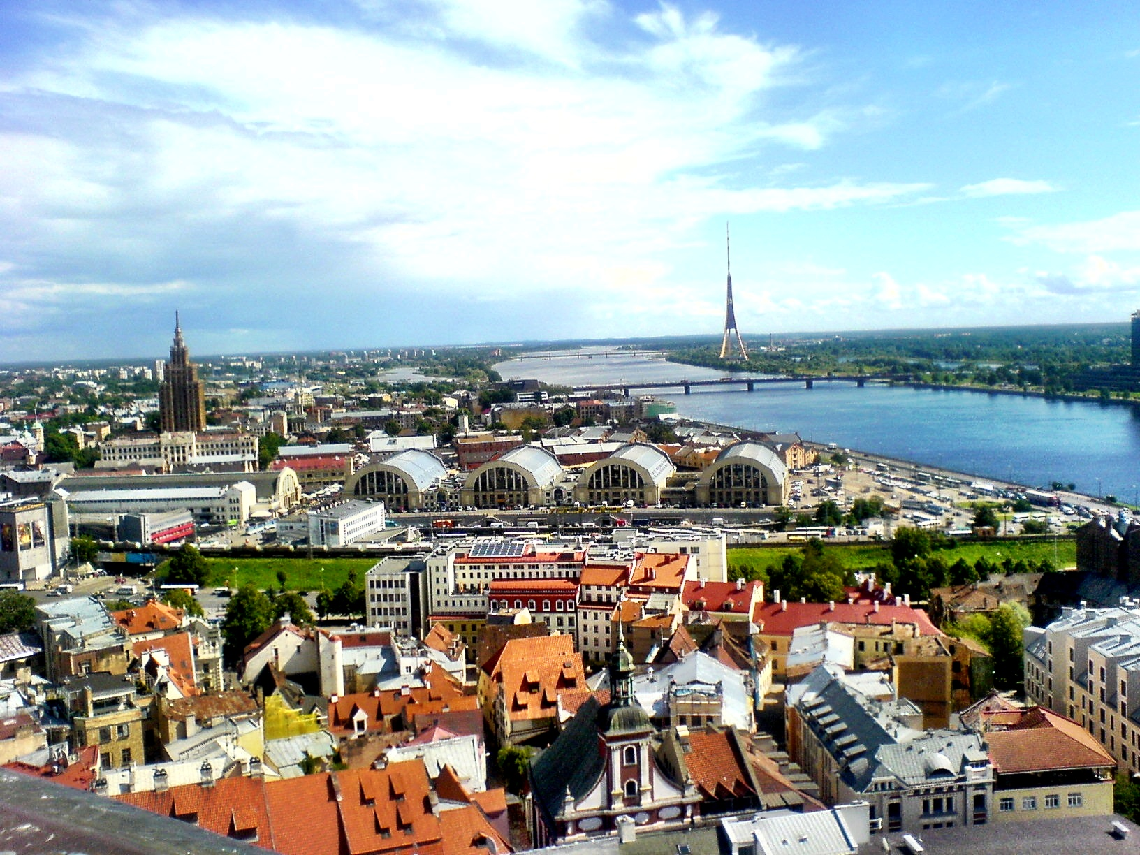 Short facts and figures about Latvia. You have to see it with your eyes…